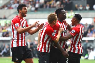 Surprising Southampton have soared to second in the table thanks to Victor Wanyama's winner against Swansea on Saturday.