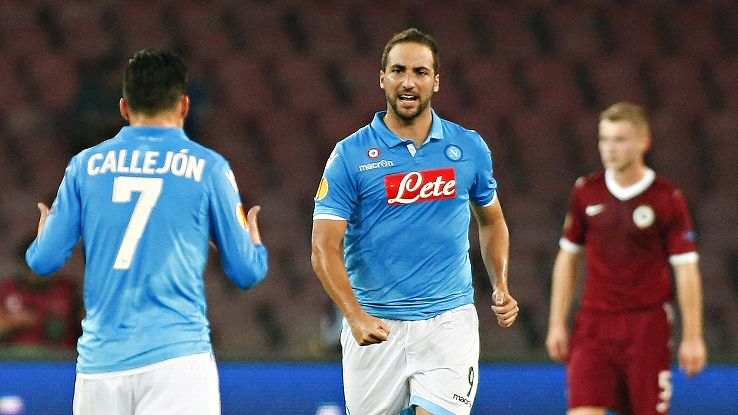 Image result for napoli fc