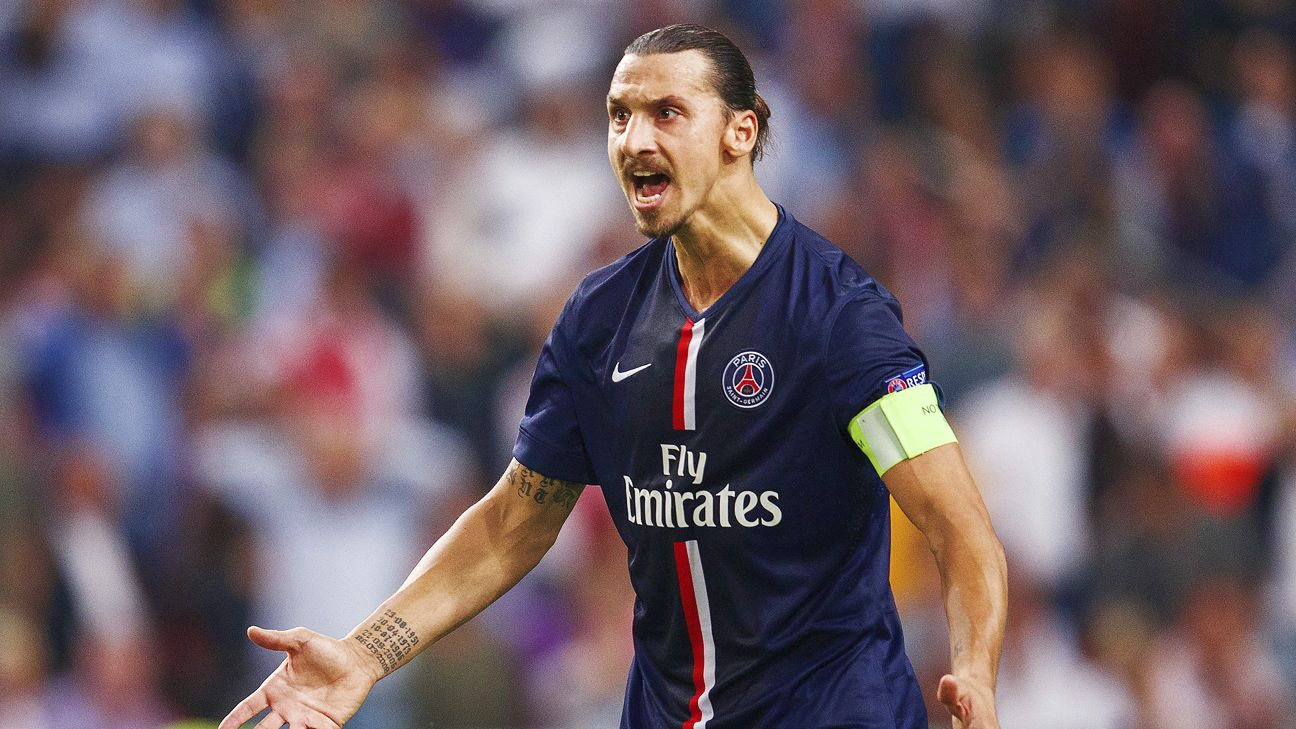 Zlatan Ibrahimovic's return is a massive boost for PSG.