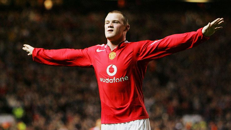 Wayne Rooney Debut On Sept Wayne Rooney made his debut for Manchester United