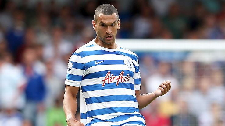Steven Caulker's latest supermarket outing ended with the QPR defender in handcuffs.