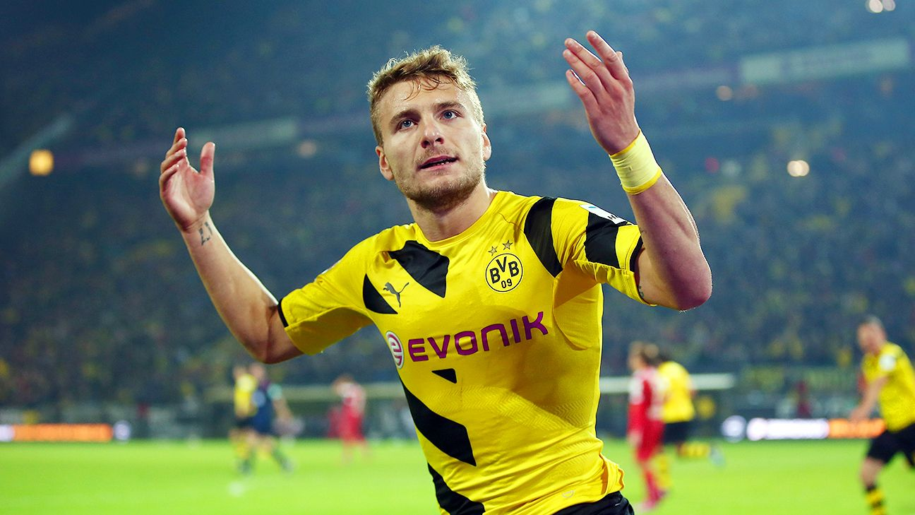Ciro Immobile saved Dortmund's blushes by netting a late equaliser in Wednesday's 2-2 draw with Stuttgart.