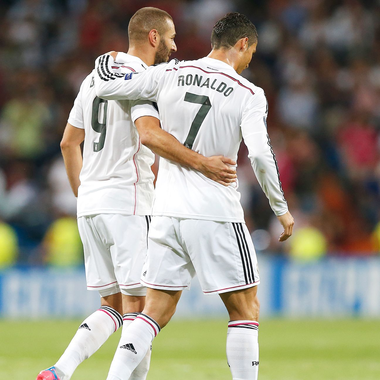 Karim Benzema's struggles in front of goal could result in a position change with Cristiano Ronaldo.