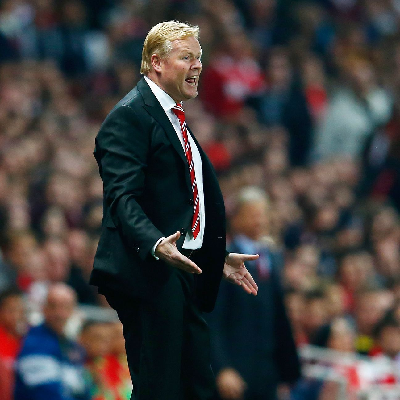 Ronald Koeman's Southampton can claim a sixth straight win should they top QPR.