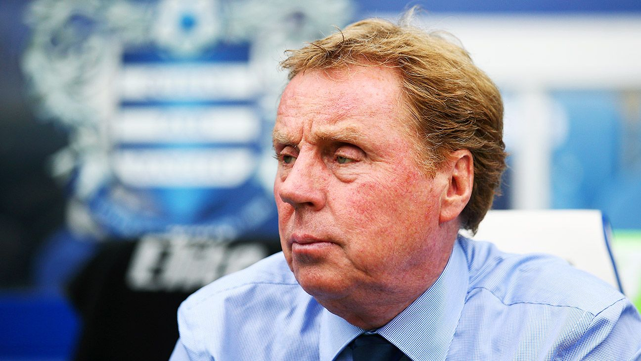 There is plenty of urgency for Harry Redknapp's QPR to collect points before they begin a stretch of matches against the Prem's top teams.