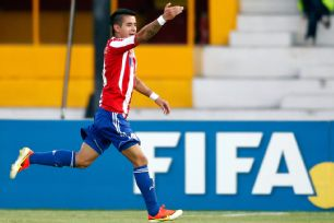 Gonzalez will be a key component of Paraguay's 2018 World Cup qualifying campaign.