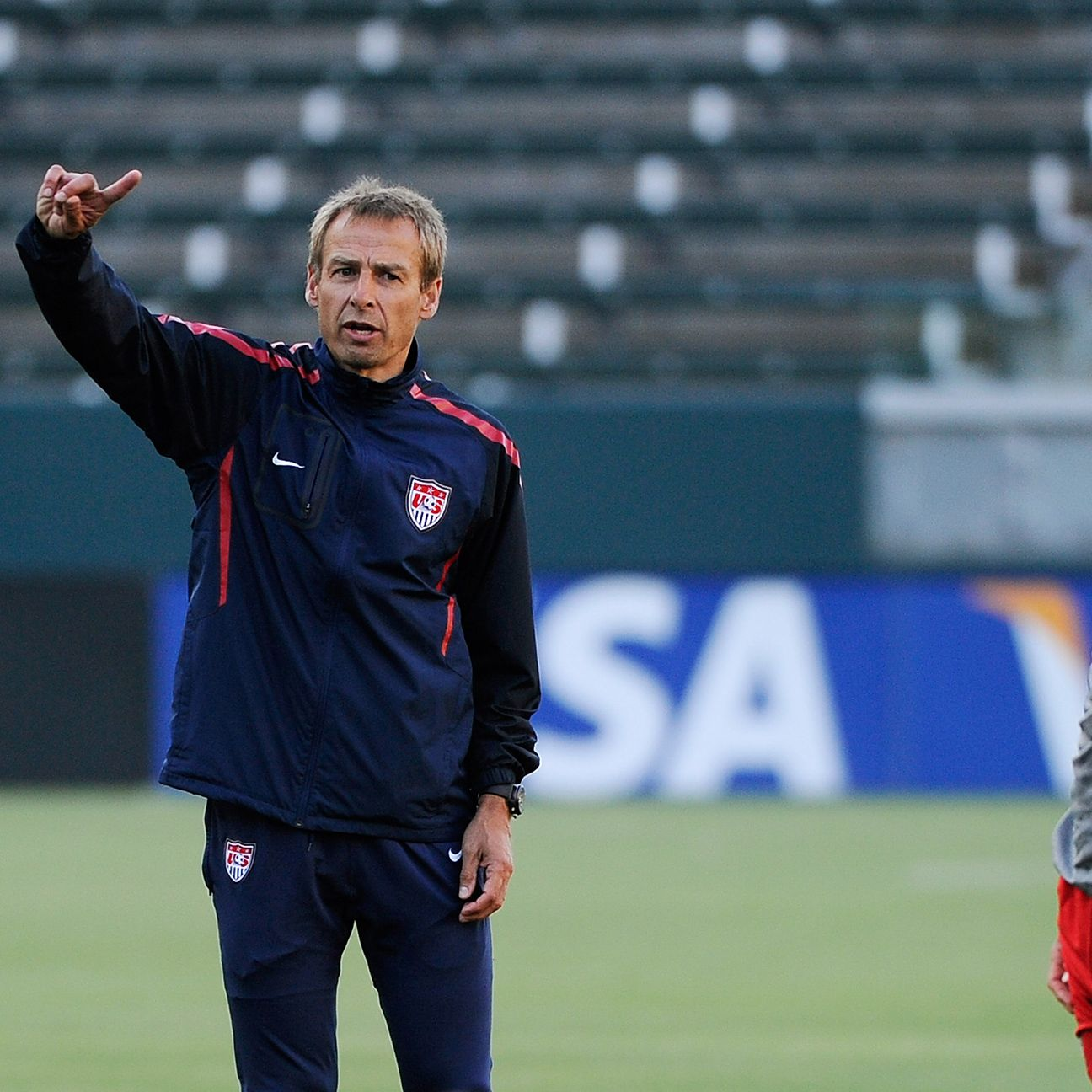 Donovan maintains that he feels no acrimony toward USMNT head coach Jurgen Klinsmann.