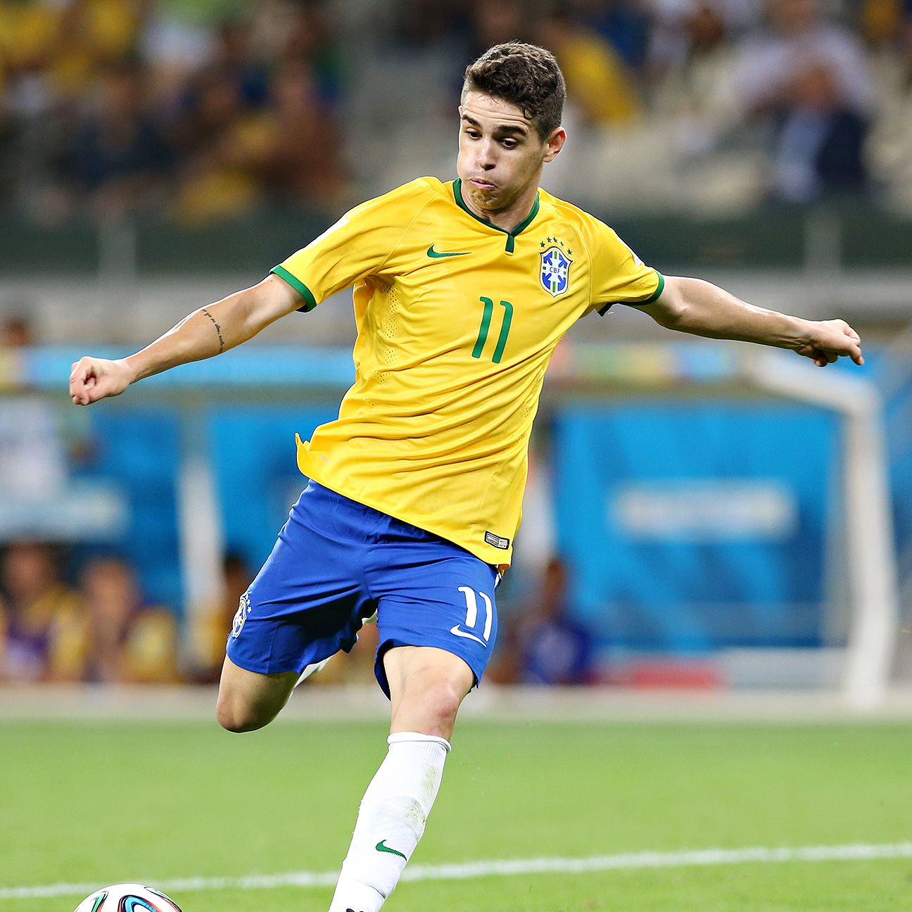 With two Copa Americas on the horizon, there is hardly any summer rest in sight for Chelsea's Brazilian midfielder Oscar.
