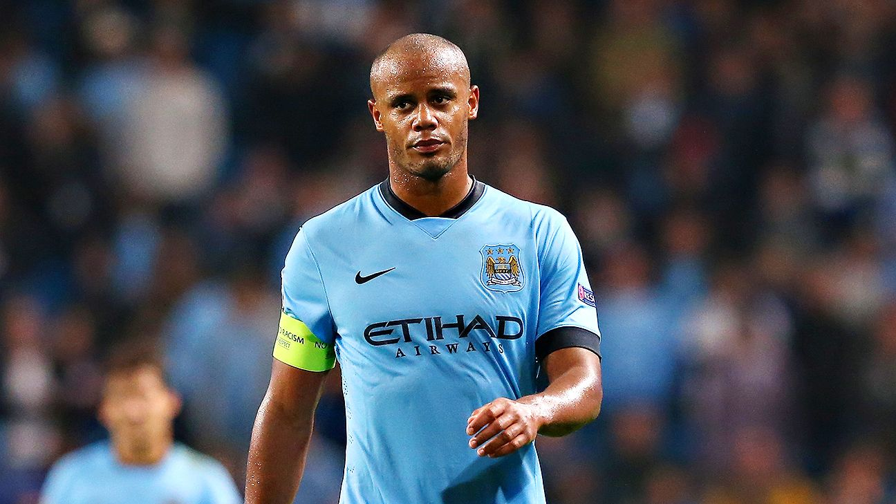 Vincent Kompany and Manchester City failed yet again to collect a key Champions League victory.