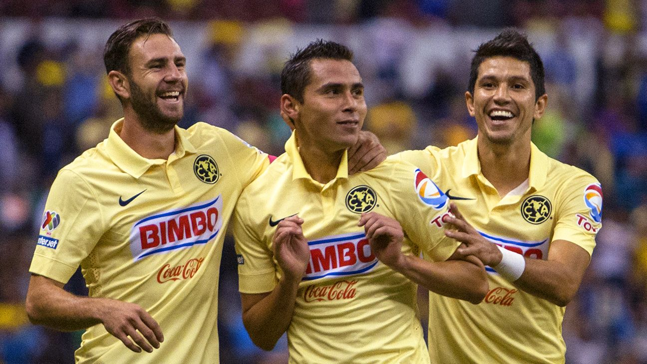 Club America getting production from all positions - ESPN FC