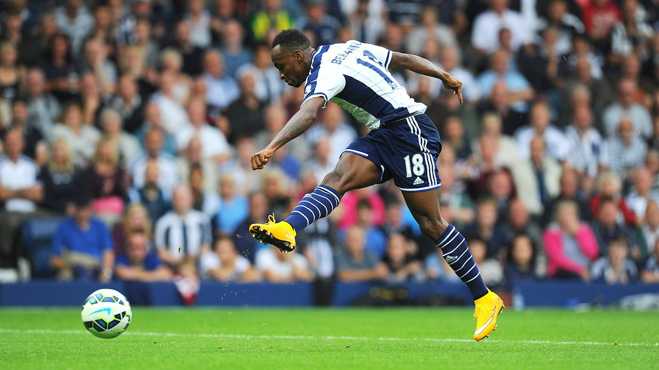 Saido Berahino and the West Brom attack can make Anfield an even more nervous place should they score first against Liverpool.