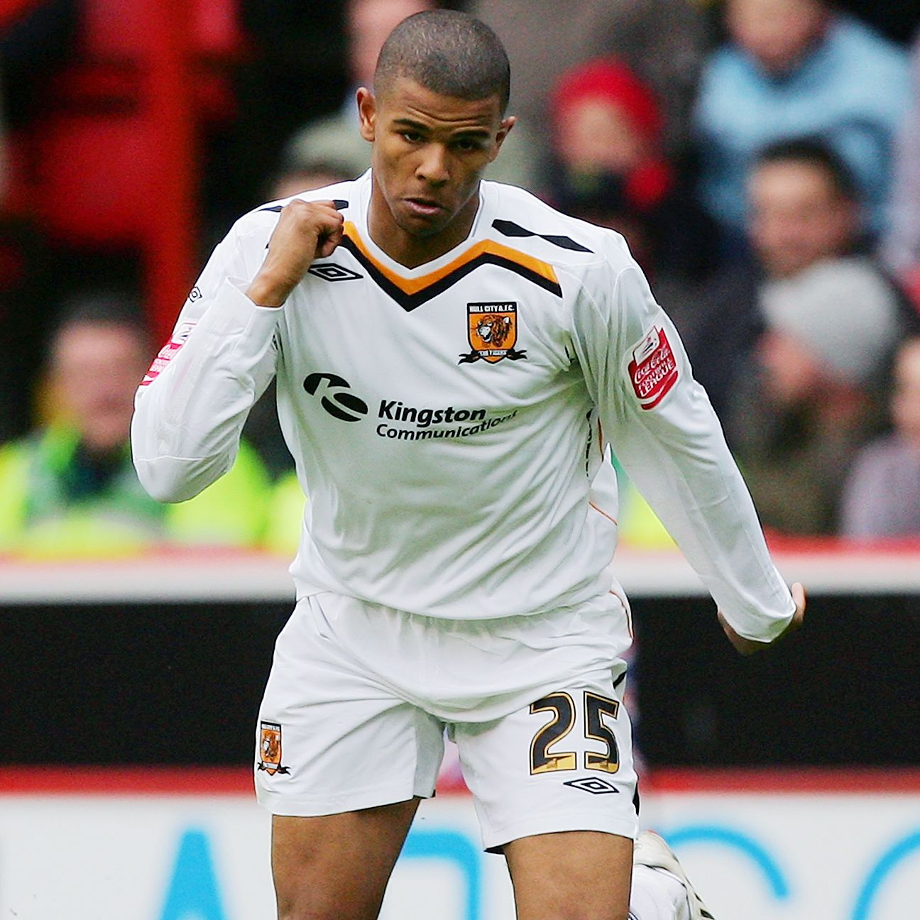 Despite helping Hull City to promotion in 2008, Fraizer Campbell is regarded as persona non grata at the KC Stadium.