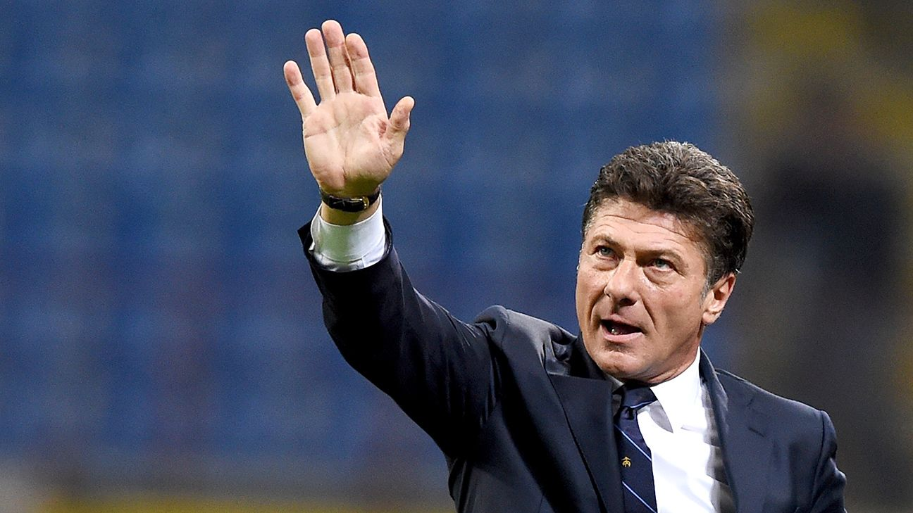 Walter Mazzarri's Inter returned to their winning ways in Thursday's Europa League victory over Qarabag.