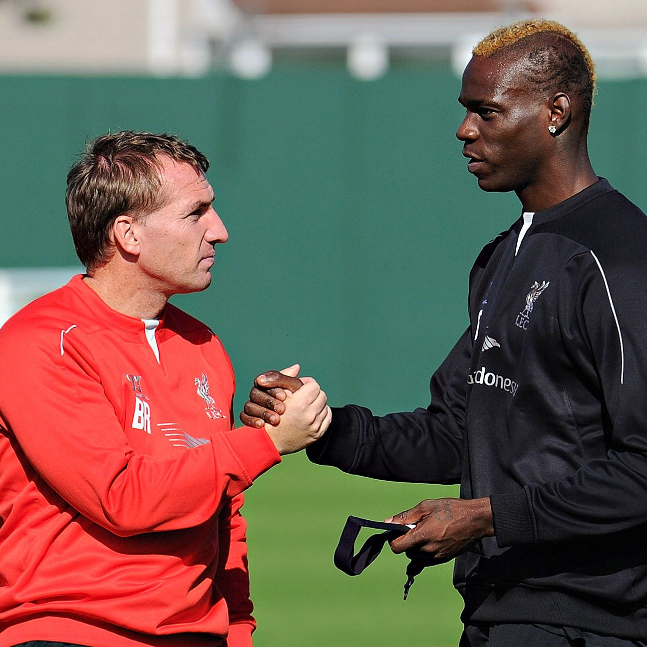 Liverpool boss Brendan Rodgers is desperate to get some production out of striker Mario Balotelli.