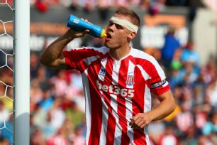 Stoke defender Ryan Shawcross may lead his English peers in several defensive categories, but it is apparently not enough to earn a call-up from England boss Roy Hodgson.