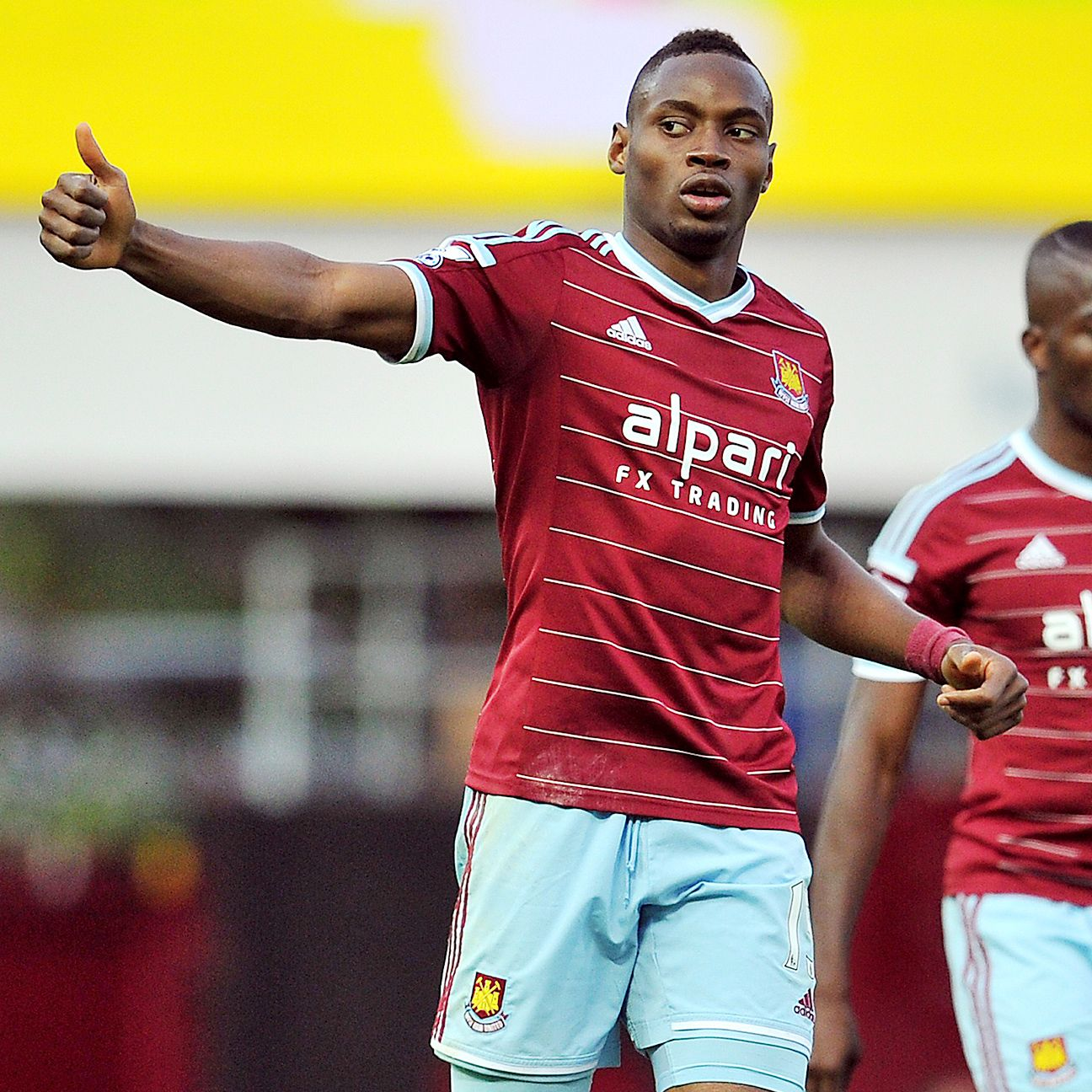 Diafra Sakho continues to be a pleasant surprise for West Ham supporters.