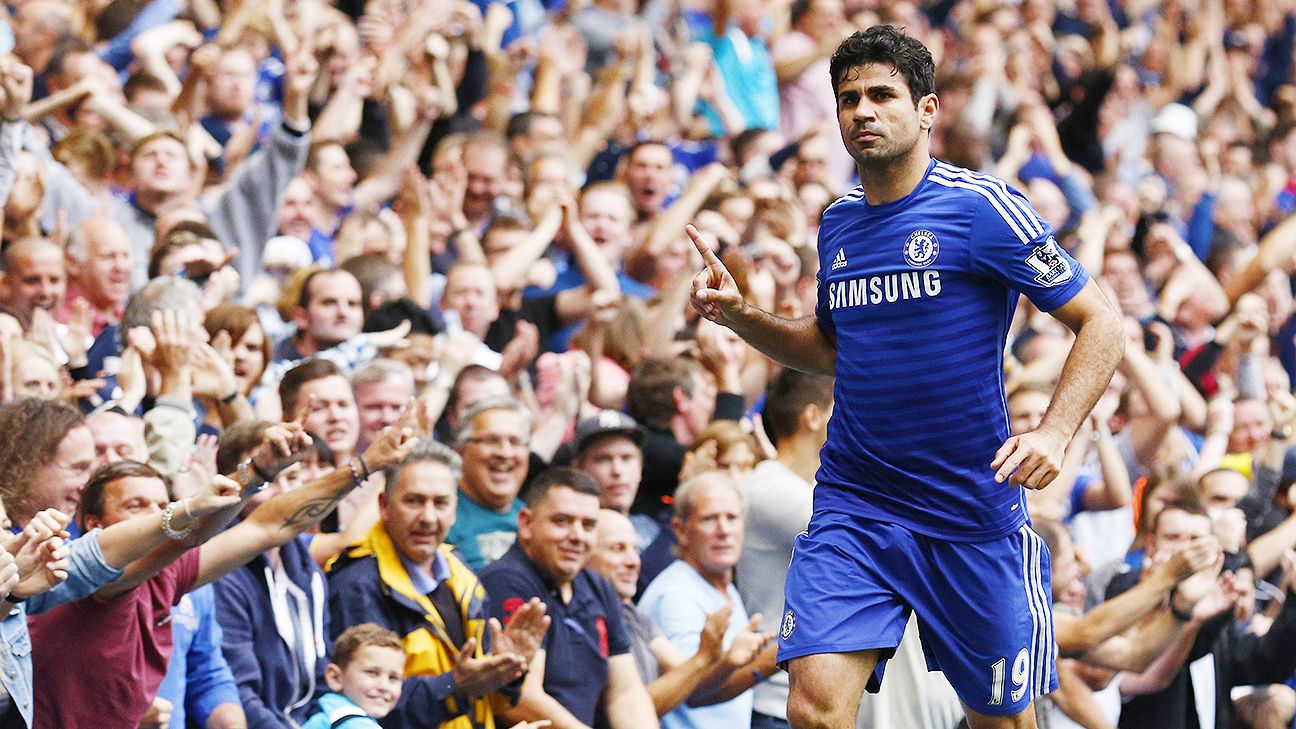 Chelsea striker Diego Costa is a solid choice to be a fantasy captain this weekend.