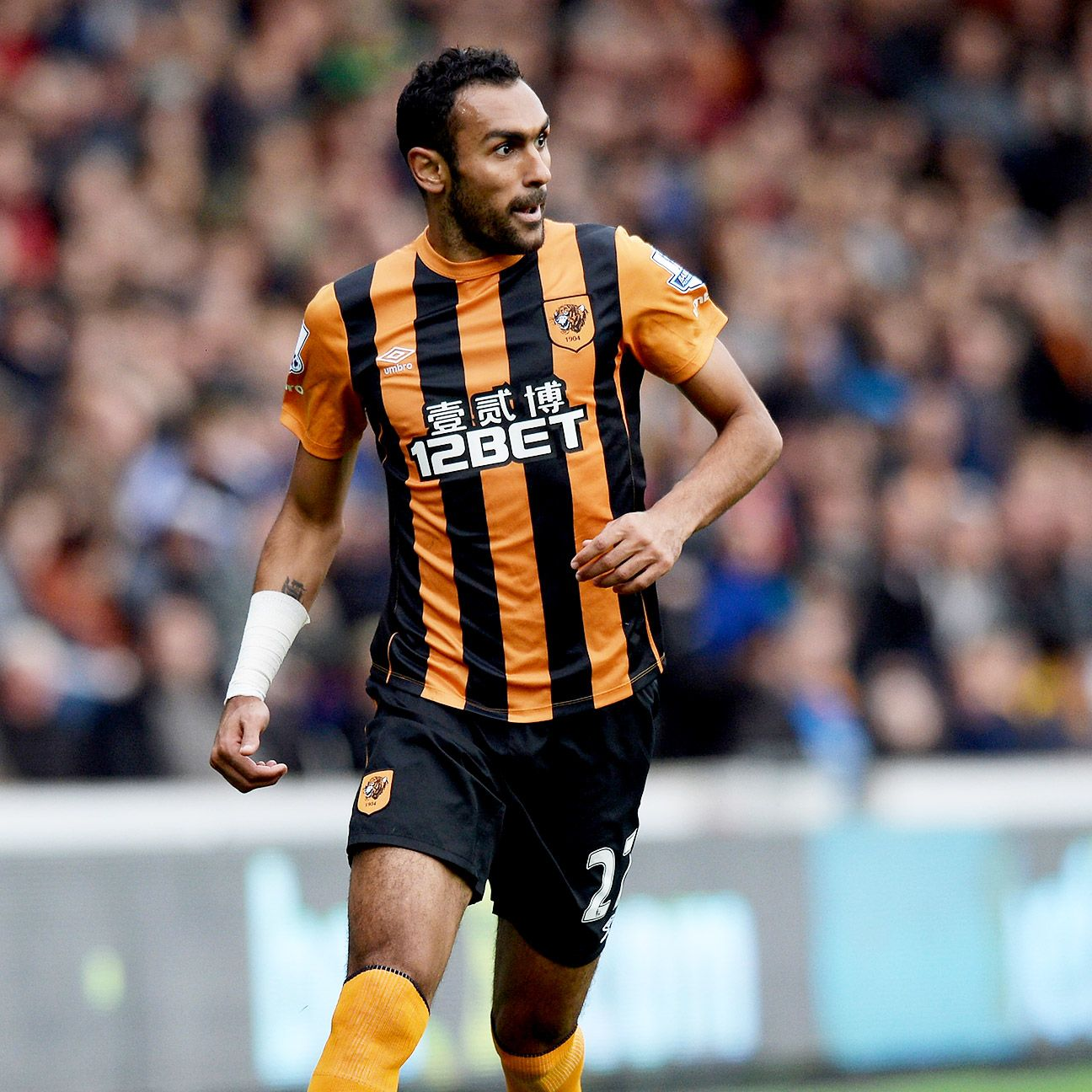 Hull City's Ahmed Elmohamady is not joining his Egypt teammates during the international break.