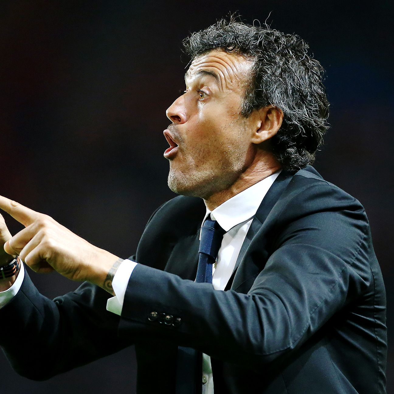 Rarely is a starting spot safe in Luis Enrique's Barcelona.