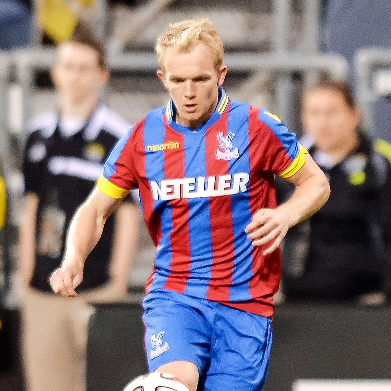 Crystal Palace starlet Jonny