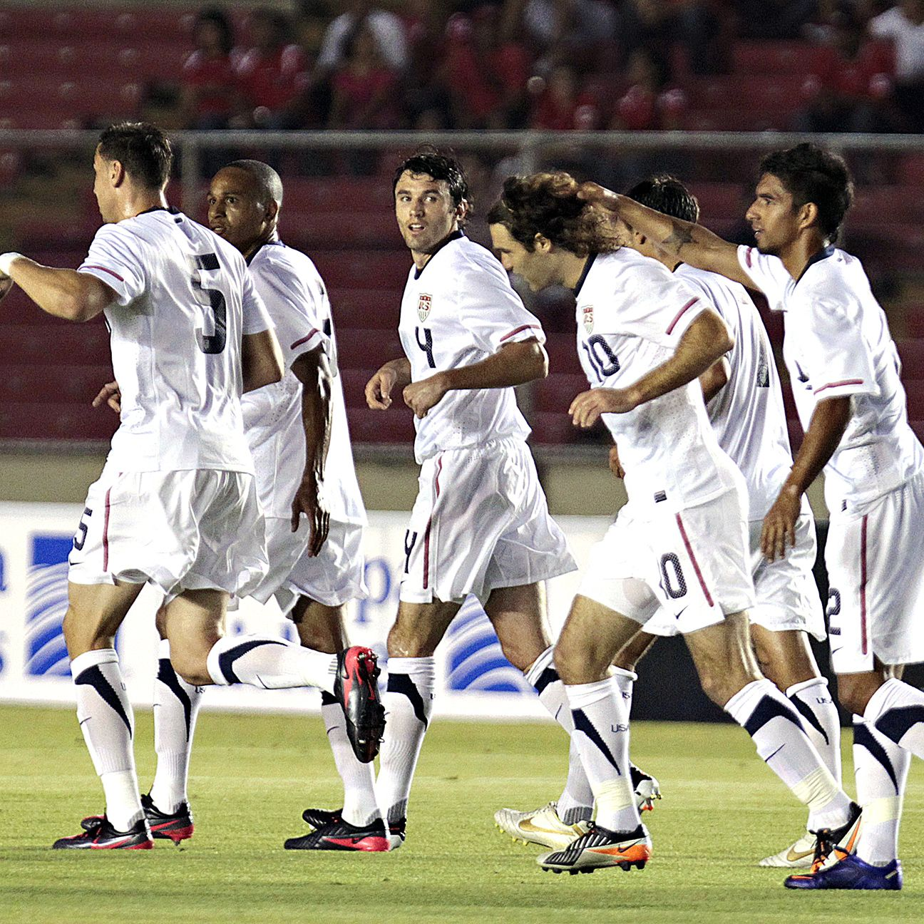Graham Zusi's 92nd minute goal versus Panama last October will forever live in CONCACAF lore.