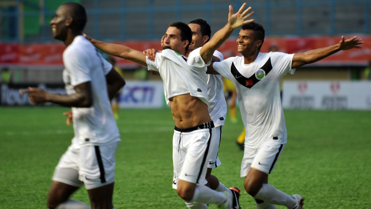 Timor-Leste banned from 2023 Asian Cup for falsifying player documents