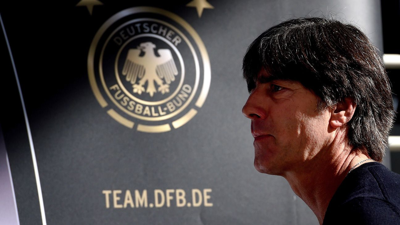 Joachim Low earns FIFA World Coach of the Year honors