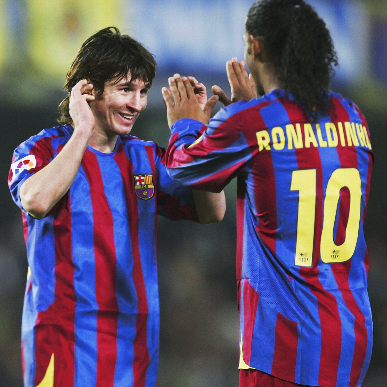 Celta Vigo Vs Barca Full Match: Ronaldinho Rues Not Playing Alongside Barcelona's Lionel