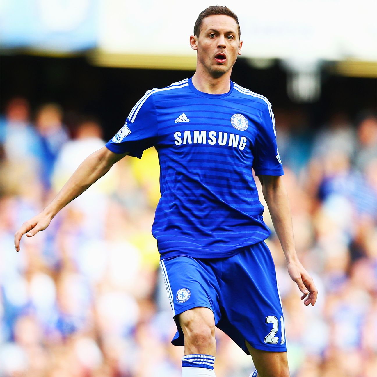 Since re-joining Chelsea in January, Nemanja Matic has become a mainstay in the Blues' starting XI.