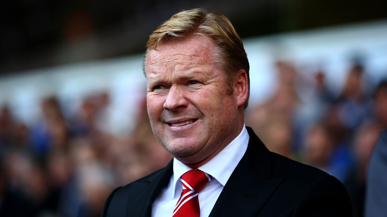 Ronald Koeman's high-flying Southampton next bring their goal-scoring roadshow to Villa Park.