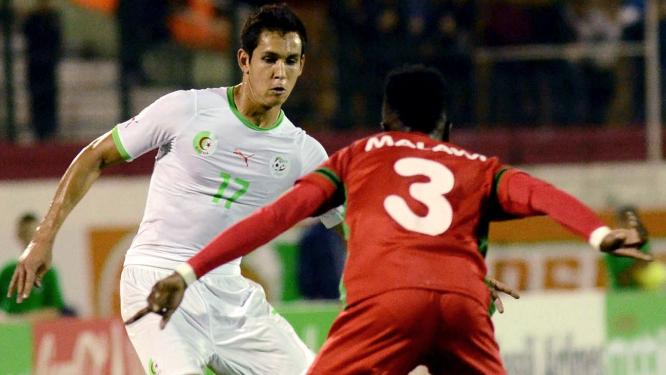 Aissa Mandi and Algeria continue to flex their muscle on the continent as they took apart Malawi 3-0 in their most recent African Nations' Cup qualifier.