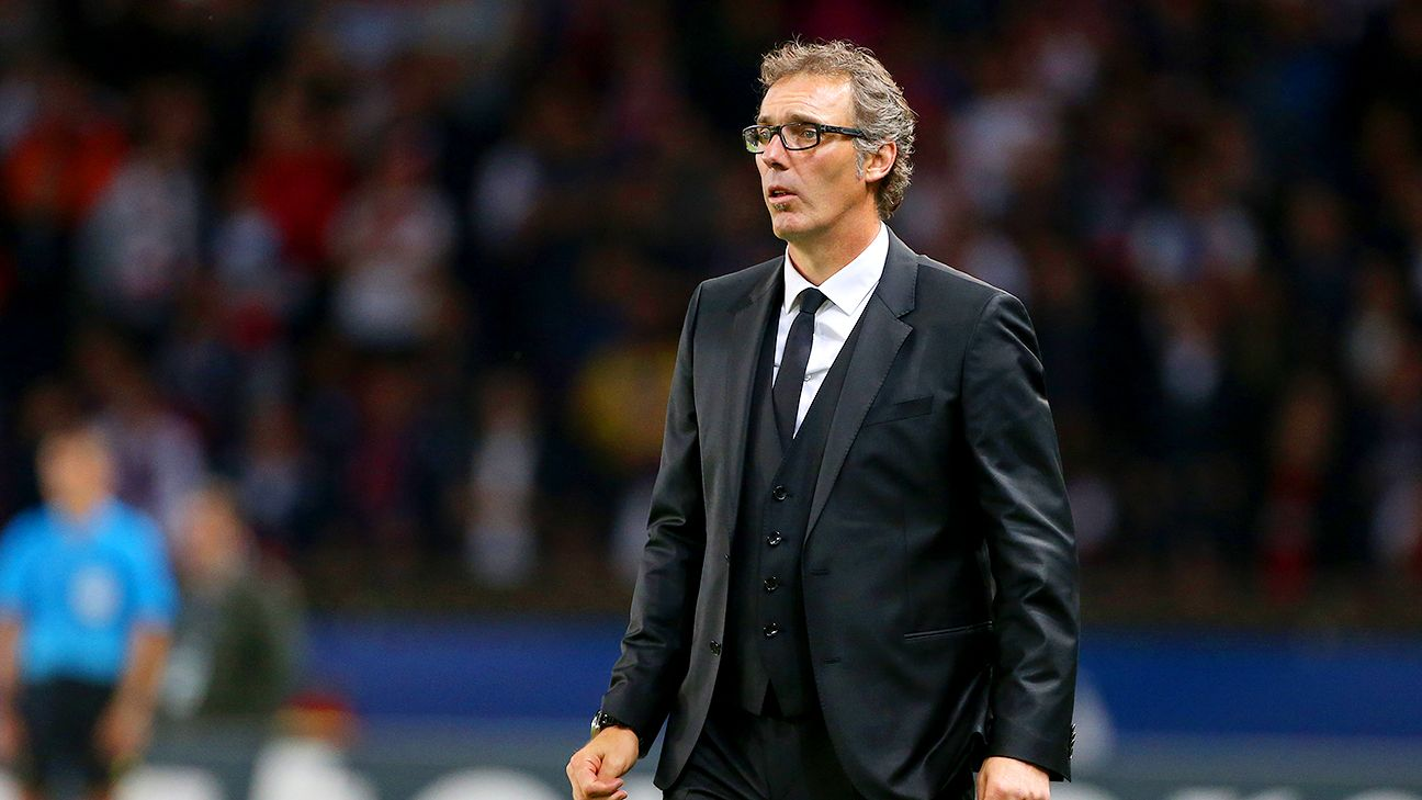 Injuries have left PSG manager Laurent Blanc with a back line short on experience.