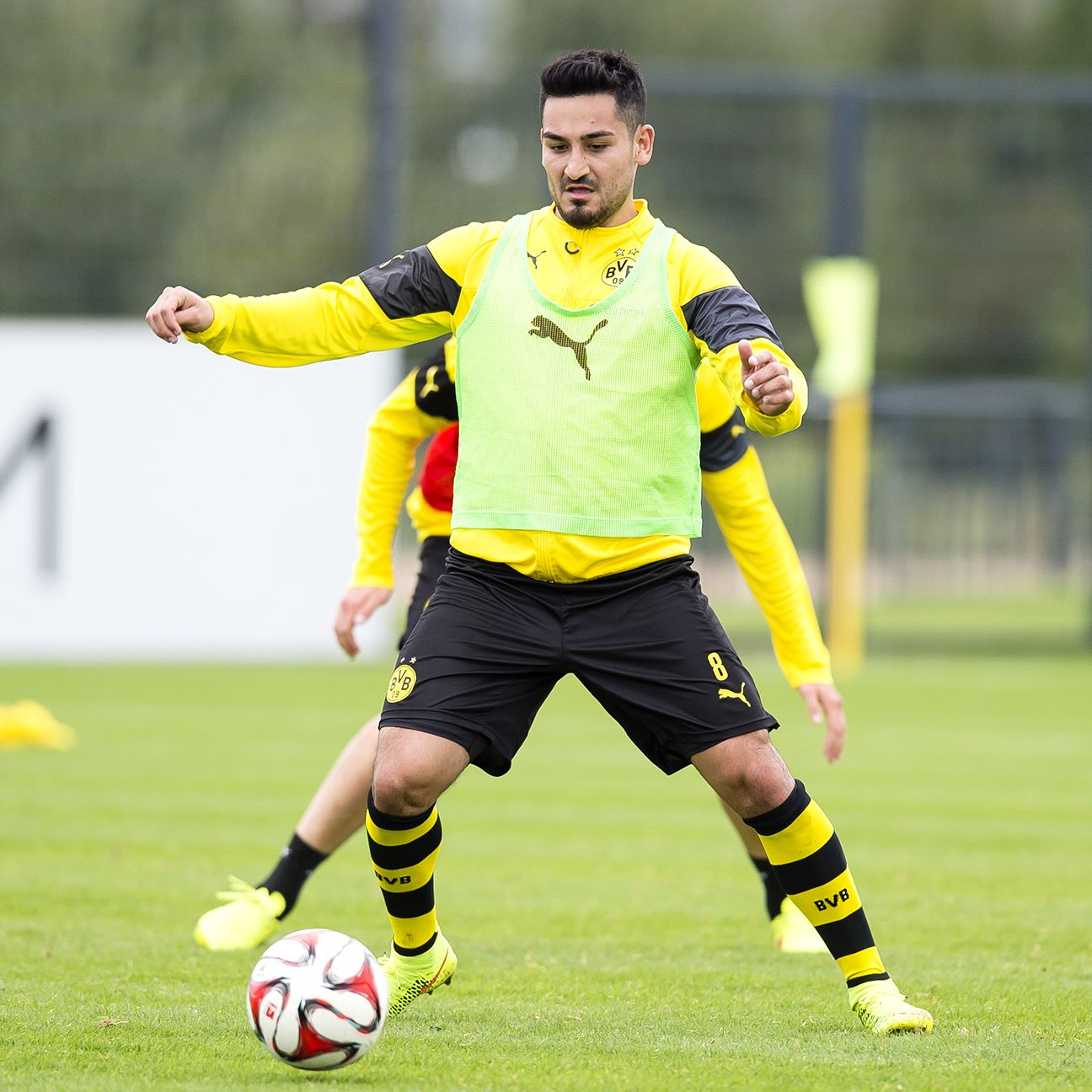 Ilkay Gundogan has been out of action for over a year, but now looks ready to come back into the Dortmund squad.