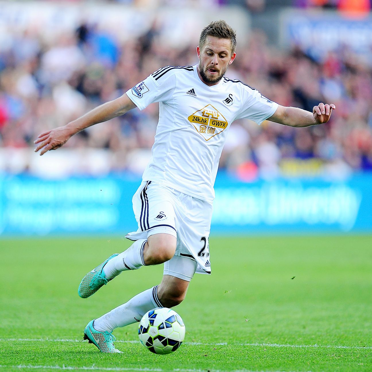 Gylfi Sigurdsson gets a crack at his old club when Swansea face off against Spurs.