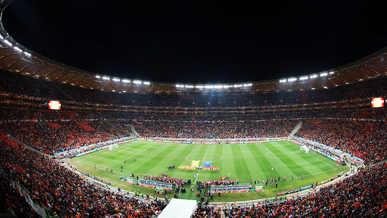 The 2015 African Nations' Cup final could very well be moved from Morocco to the venue that hosted the 2010 World Cup final, Soccer City Stadium in Johannesburg.