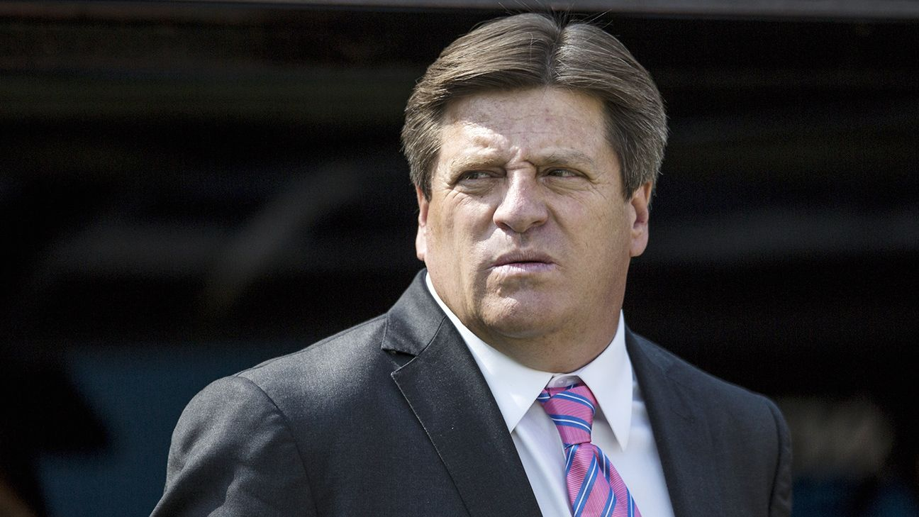 Mexico have lost just three of 18 matches during Miguel Herrera's tenure as national team coach.