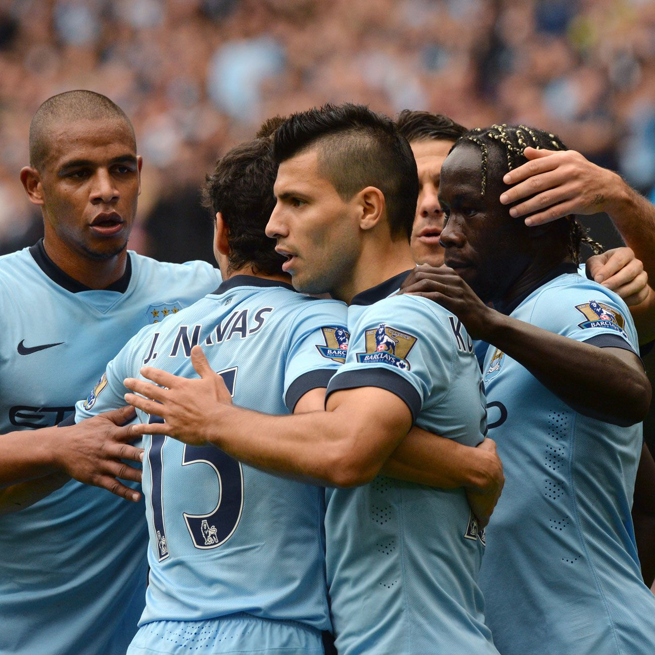 Are Manchester City a good value bet as .5-goal favourites versus Tottenham?