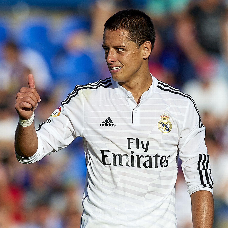 """Javier Hernandez Real Madrid: Real Madrid Striker Javier """"Chicharito"""" Hernandez Won't Be"""