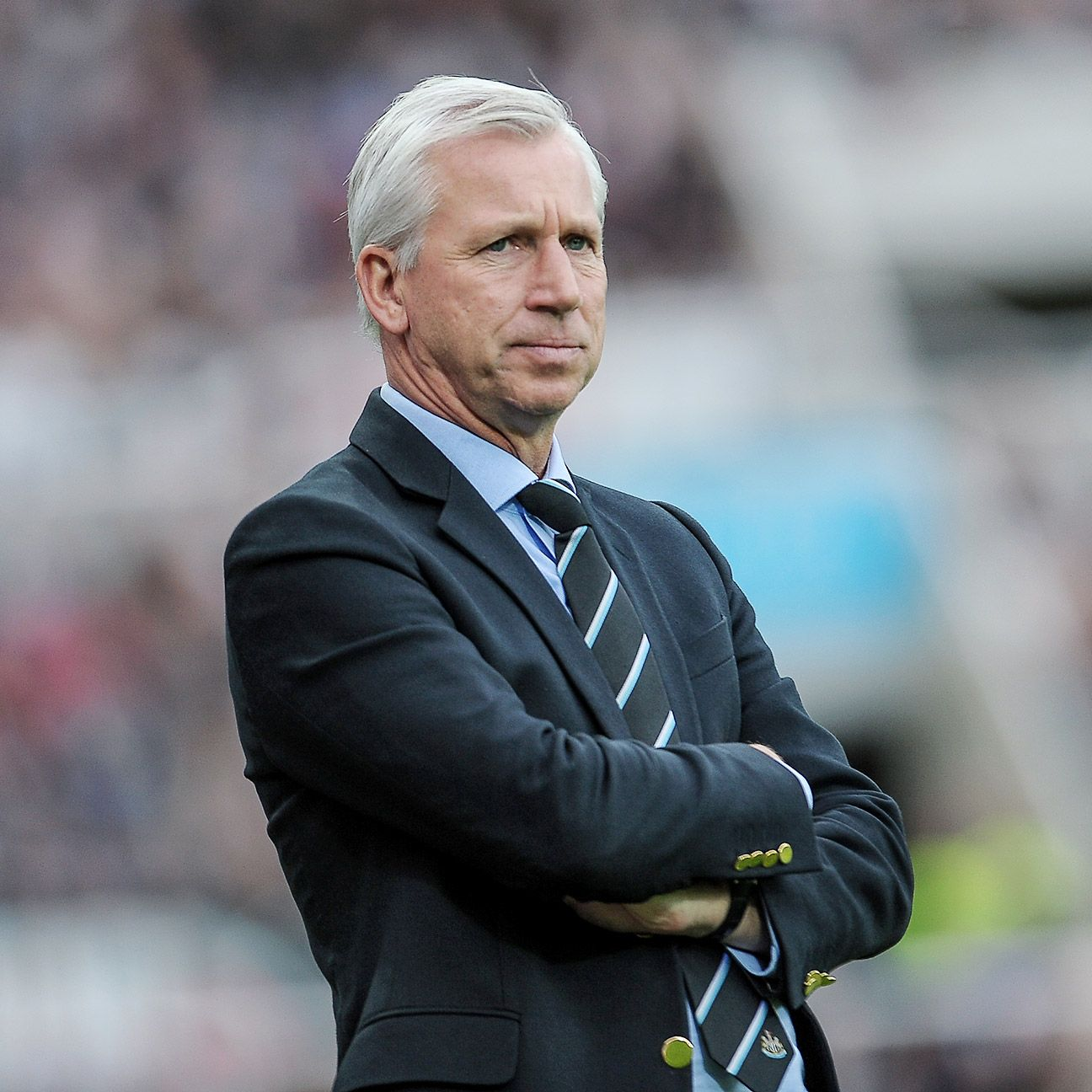 Alan Pardew has resurgent Newcastle sitting in 12th place in the table.