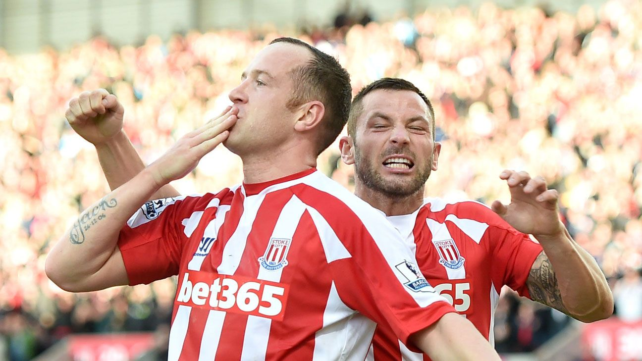 Stoke will be hoping to avoid calling on Charlie Adam for another late rescue job against Swansea.