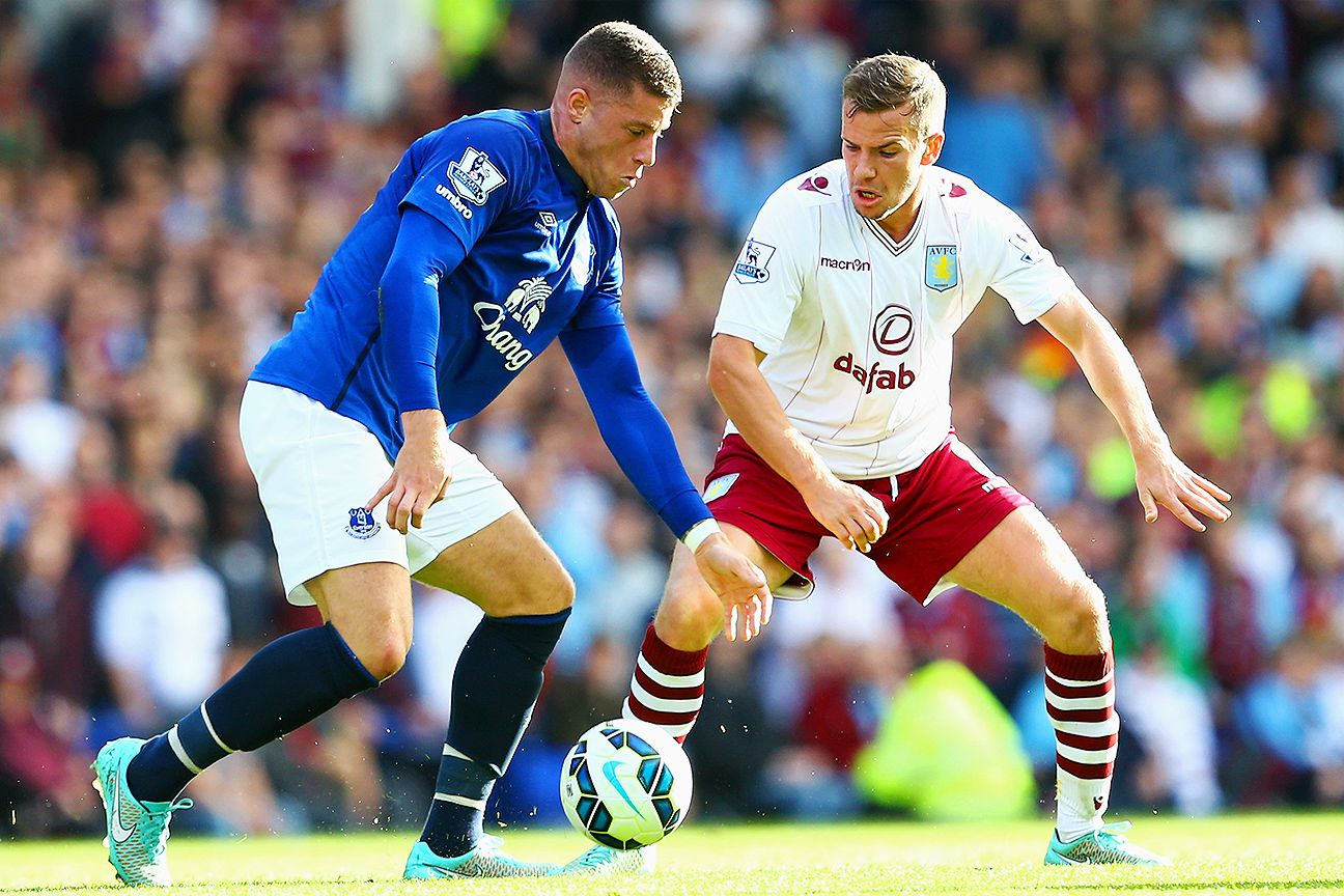 It is no coincidence that Everton's best performance of the season came in Ross Barkley's return to the team's starting XI.