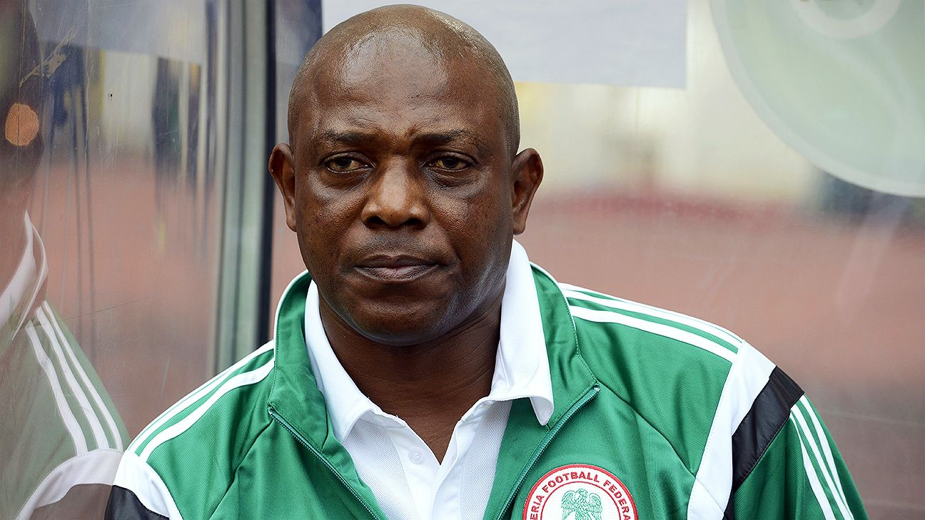 Stephen Keshi guided Nigeria to the second round of the World Cup, but is now out of a job.