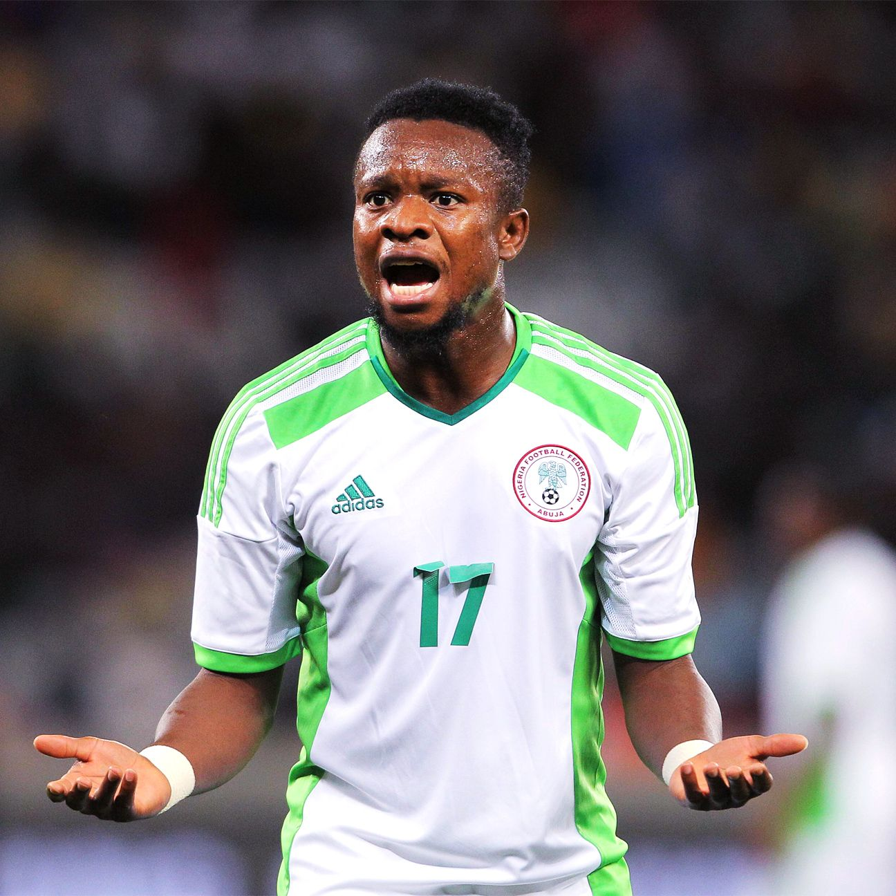 Ogenyi Onzai and Nigeria have won just two of their last 10 matches.