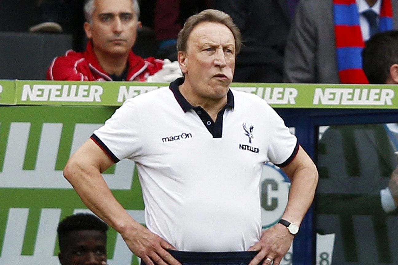 Neil Warnock has carried on the bulldog spirit adopted by Crystal Palace under former boss Tony Pulis.