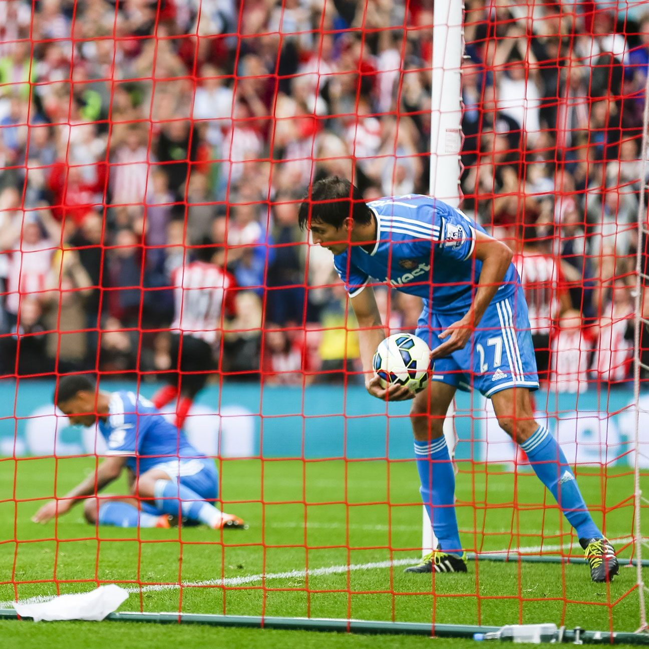 Sunderland will be looking to exact revenge on Southampton for last October's 8-0 walloping.