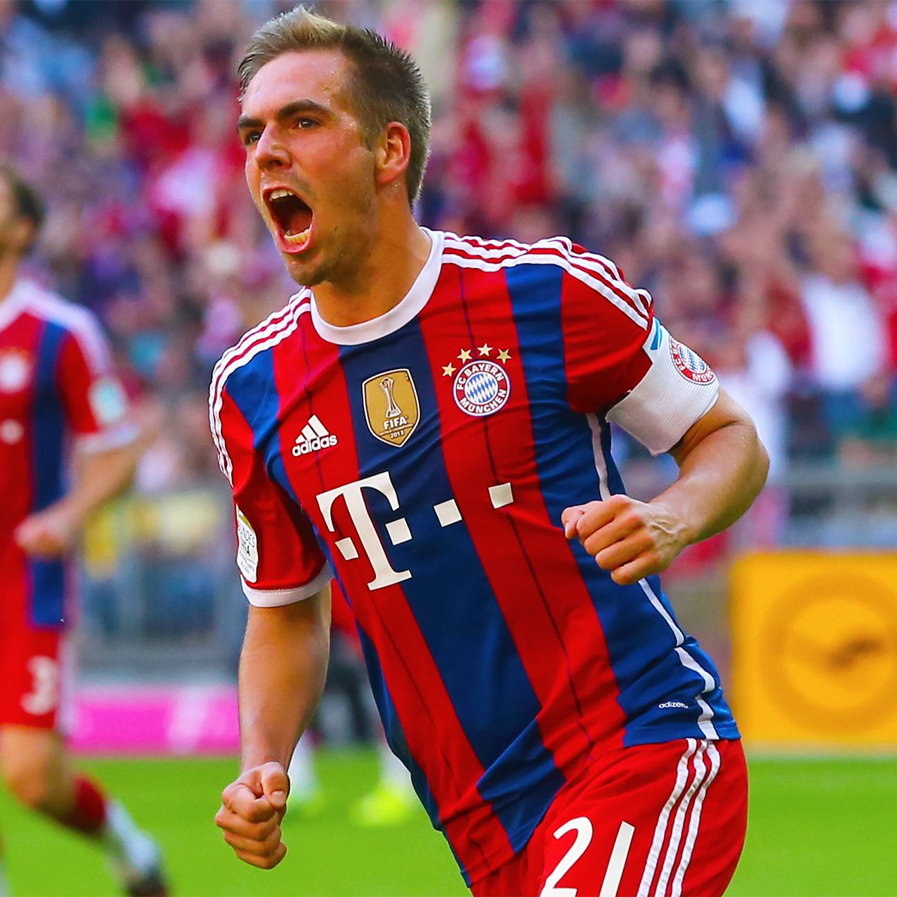 It is no coincidence that Bayern are playing some of their best football with Philipp Lahm in full form.