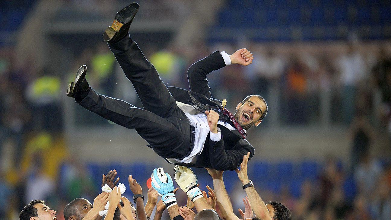Pep Guardiola: Return to Barcelona for Champions League
