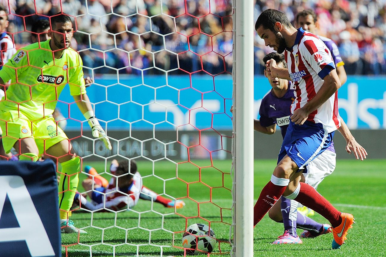 Mario Suarez scored a confidence-boosting goal over the weekend versus Espanyol.