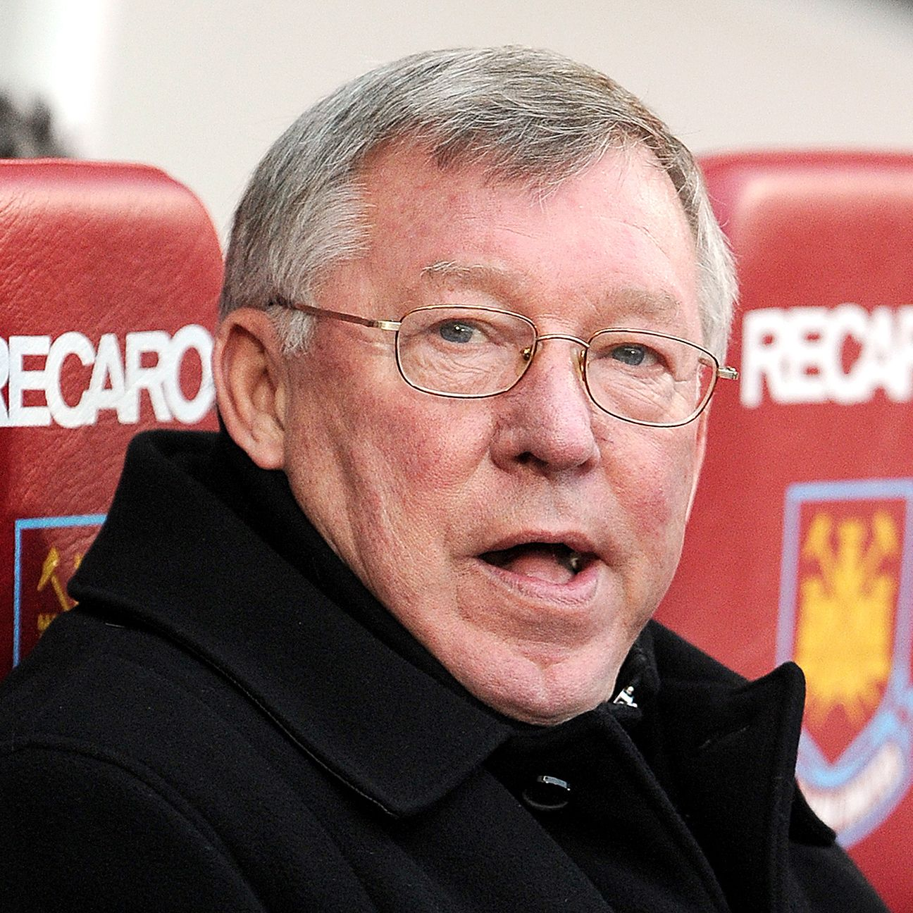 Will Sir Alex accept The Toe Poke's invitation to connect?