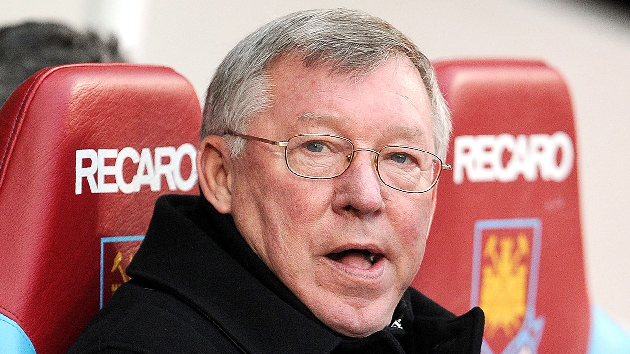 Sir Alex Ferguson's misguided view of Manchester United's squad